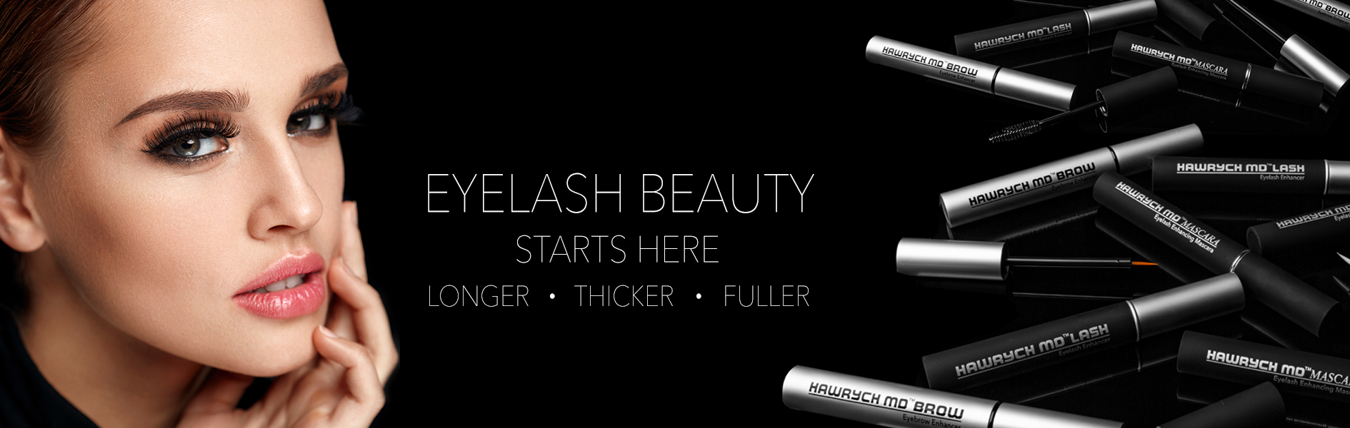 hawrych md eyelash brow enhancing serums mascara