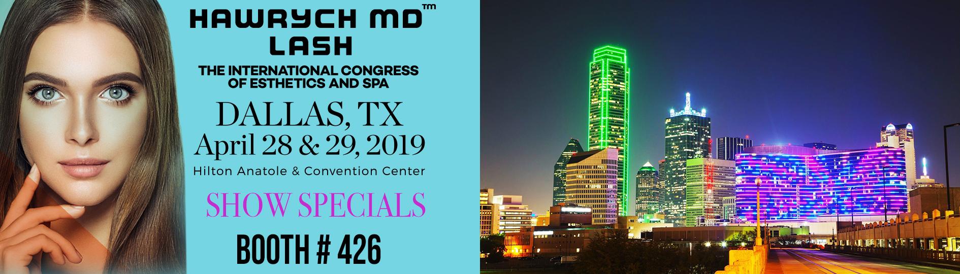 iecs beauty show dallas 2019