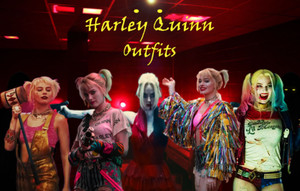 The Guide Of Harley Quinn Outfit From Suicide Squad 2021