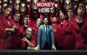 Money Heist Has Become The Top Tv Show On Netflix