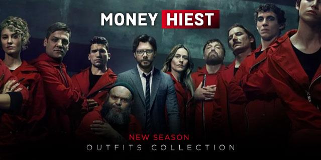 Money Heist Costume