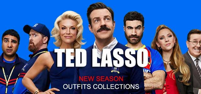 Ted Lasso Jackets and Coats