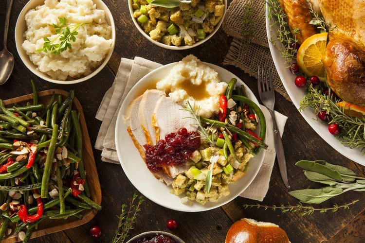 Thanksgiving Grand Buffet ADULT TICKET 11AM SEATING