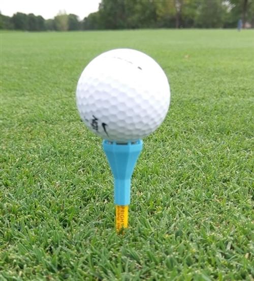 CAP-Teeva Tees - Virtually Unbreakable Plastic Golf Tees