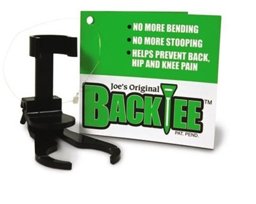 Joe's Original Backtee - (10) Individually Packaged - Teeing Device