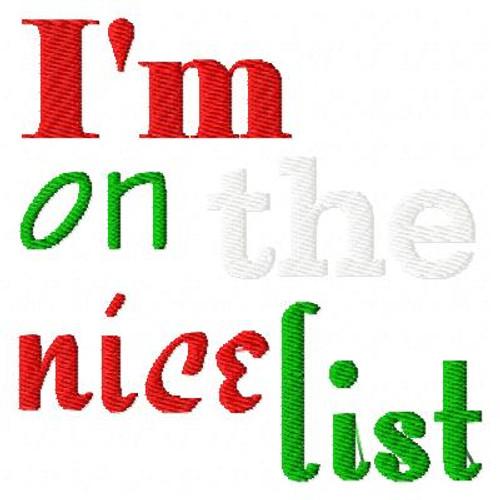Nice List