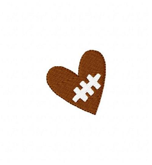 Heart Football