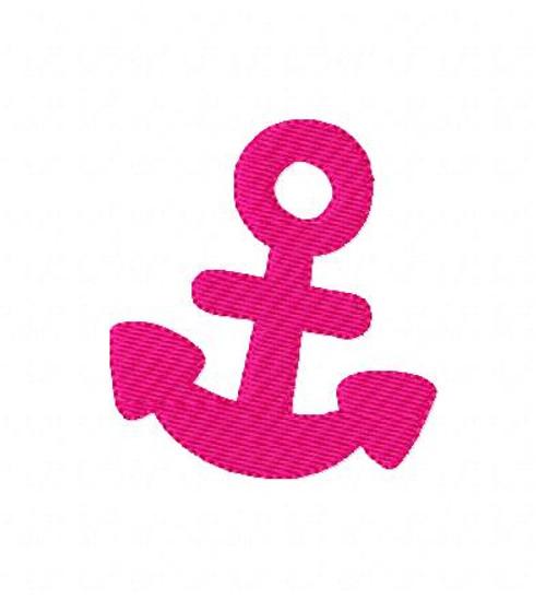 Nautical Anchor Chubby