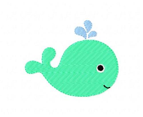Whale Fish Cutie