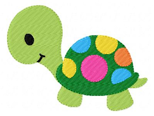 Polka Dot Turtle
