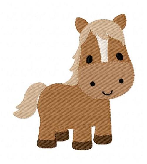 Little Pony Horse