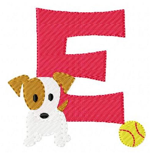 Puppy Dog Playtime Fetch Monogram Set
