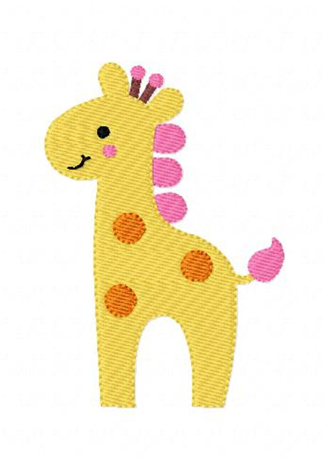 Giraffe 16
