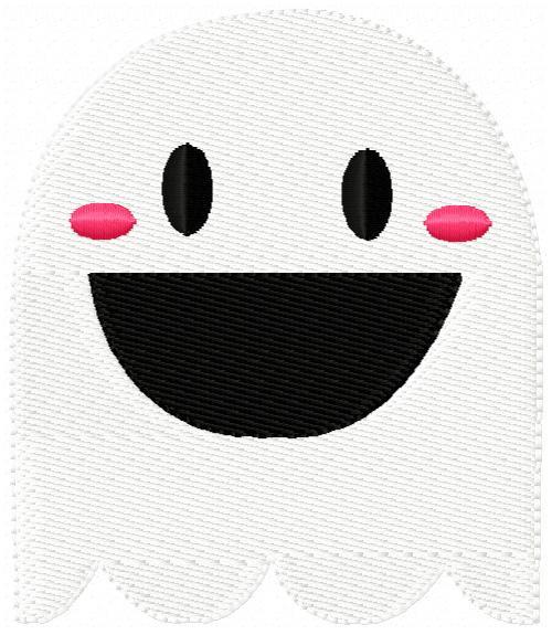 Ghost Halloween Cutie