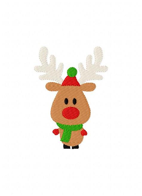 Reindeer Christmas Cutie