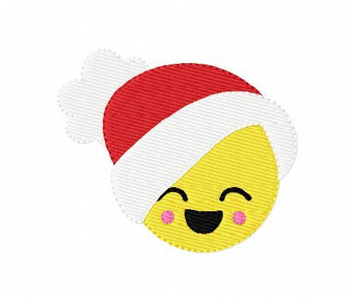 Santa Christmas Emoji