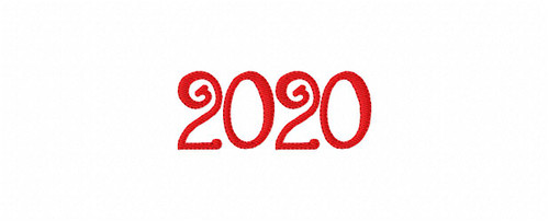 2020 Machine Embroidery Design