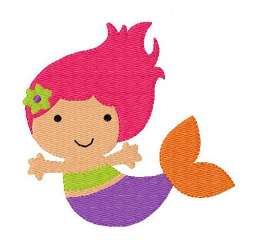 Mermaid Cutie
