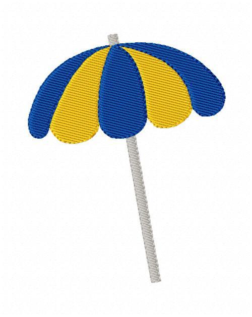 Beach Umbrella 51344