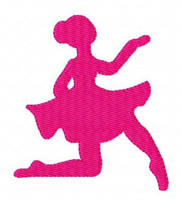 Ballerina Ballet #1