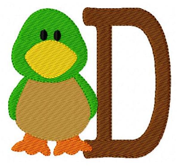 Duck Hunt Monogram Set
