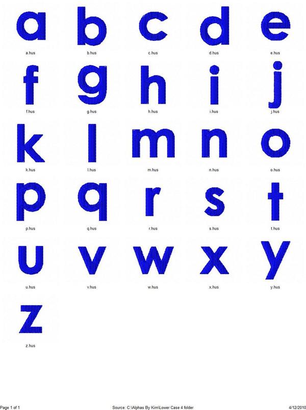 Ladybug Smiley Monogram Set