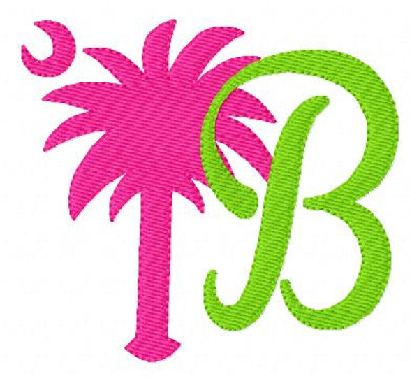 Palmetto Moon South Carolina Monogram Set