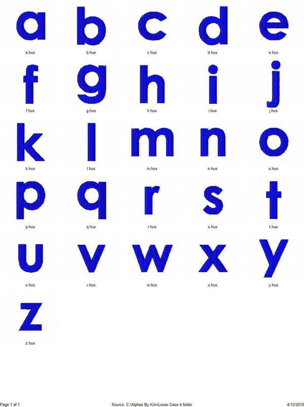 Sailboat Monogram Set 519