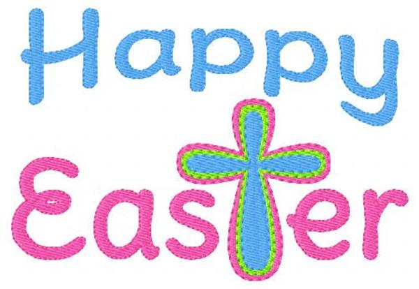 Happy Easter 5x7