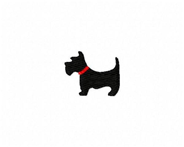 Scottie Dog Small