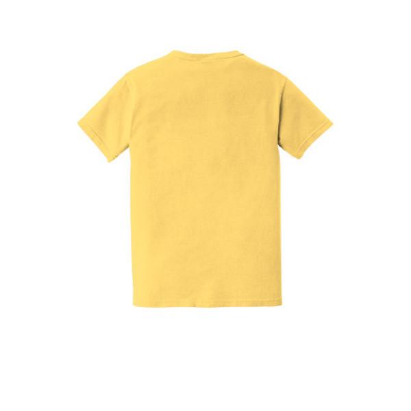 Monogrammed Comfort Colors Pocket T-Shirt