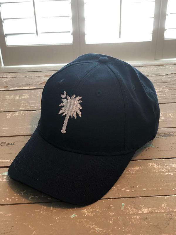 South Carolina Palmetto Cap Navy