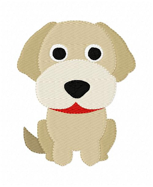 Golden Retriever Puppy Dog