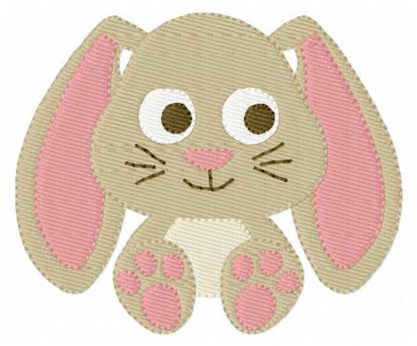 Sweet Easter Bunny Rabbit