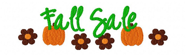 Embroidery Designs 25% off
