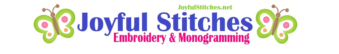 Joyful Stitches