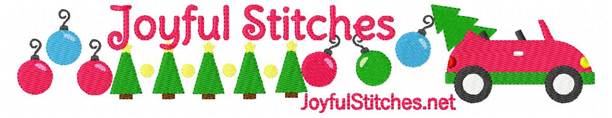 Joyful Stitches