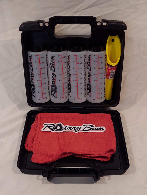 Rotary Bum VIP Kit *New wide-mouth bottle*