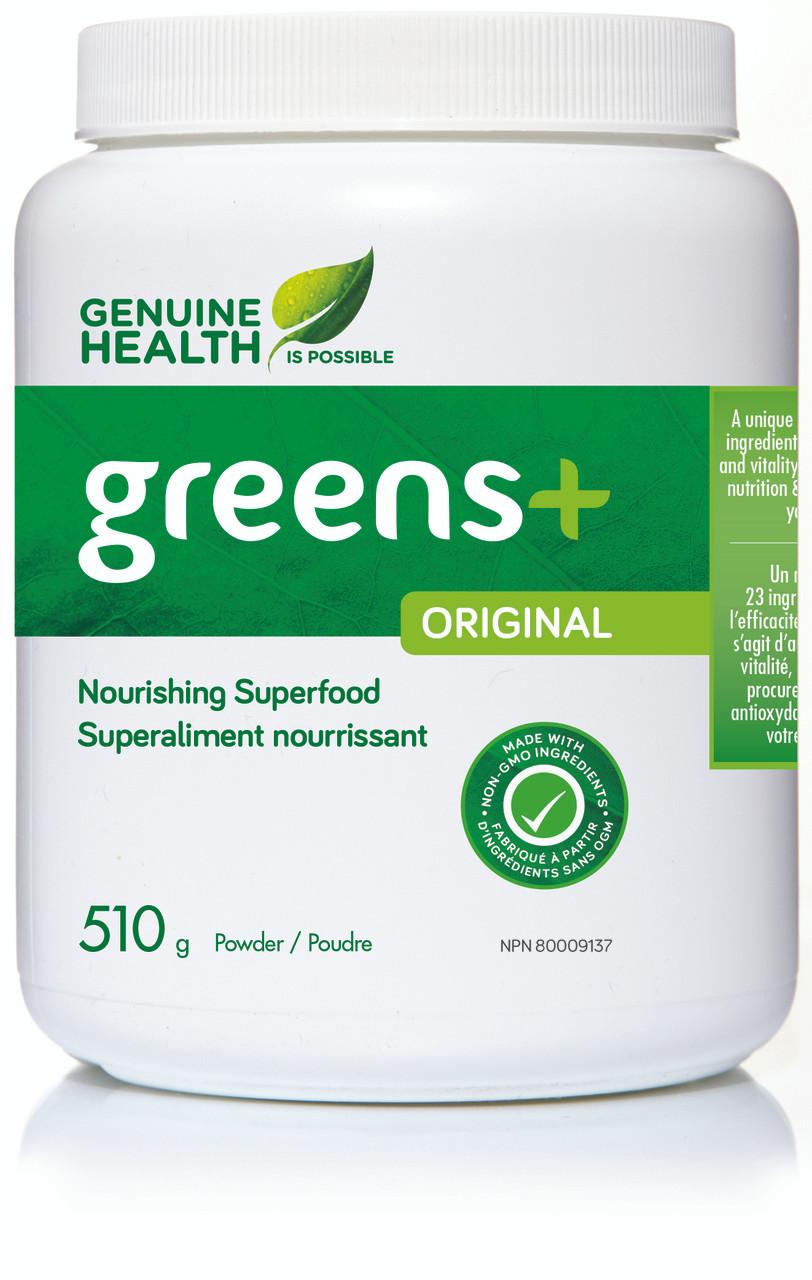 Genuine Health Greens+ (510 g)