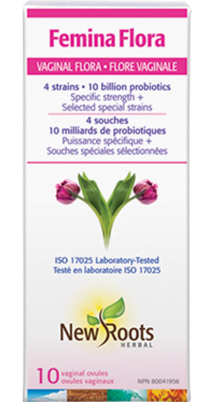Genestra HMF Candigen (6 ovules)   noahsnaturalfoods ca