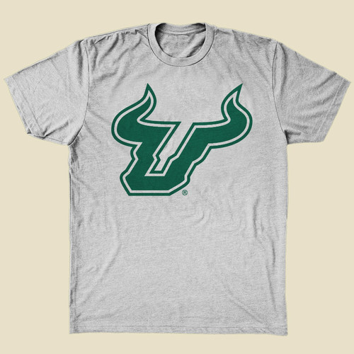 USF Logo Dark Grey Shirt