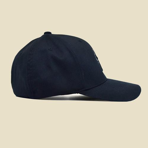 USF Logo Black Hat Front