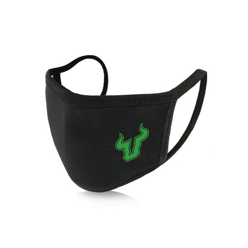 USF Official Slime Green Cloth Facemask