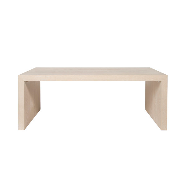 KENNETH CO COFFEE TABLE