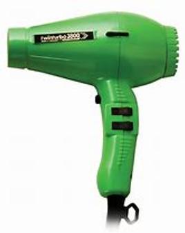 TwinTurbo 3800 Ceramic Ionic Eco Friendly - Green