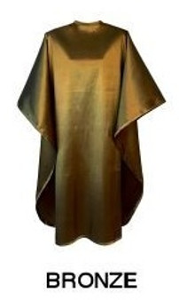 Water Repellent Shampoo/Cutting Cape - Bronze