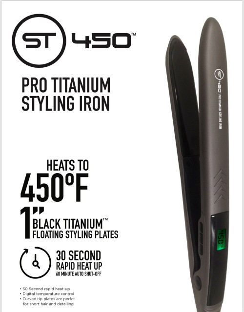 Smart Tech ST450 Iron