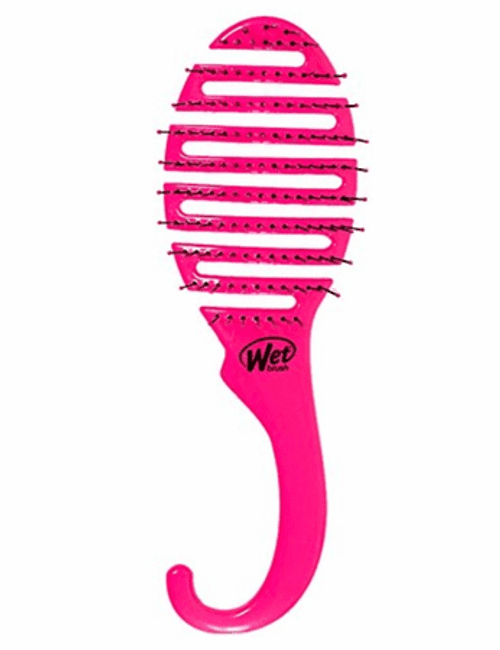 Wet Brush - Shower Flex Detangler - Pink