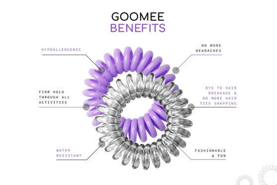 Goomee - Summer Collection Huntington Peach 4 pk