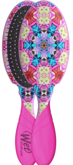 Wet Brush Pro Kaleidoscope Dreams Collection - Pink Floral